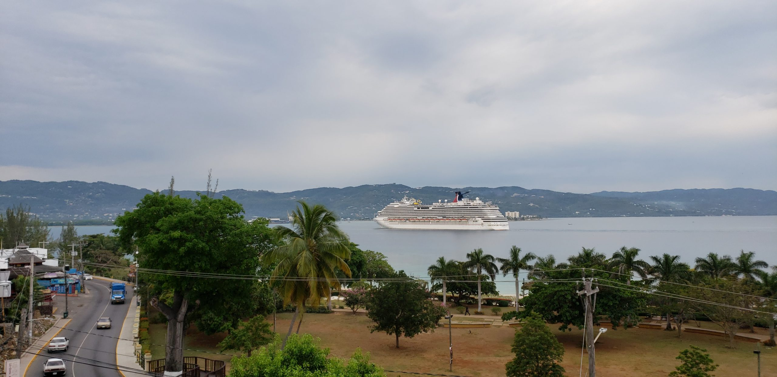 Carnival Cruise Lines in Jamaica