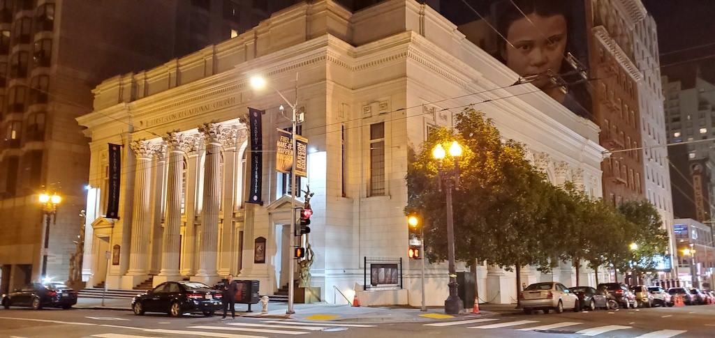 First Congressional Church San Francisco, California