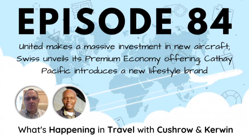 Episode 84: What's Happening in Travel