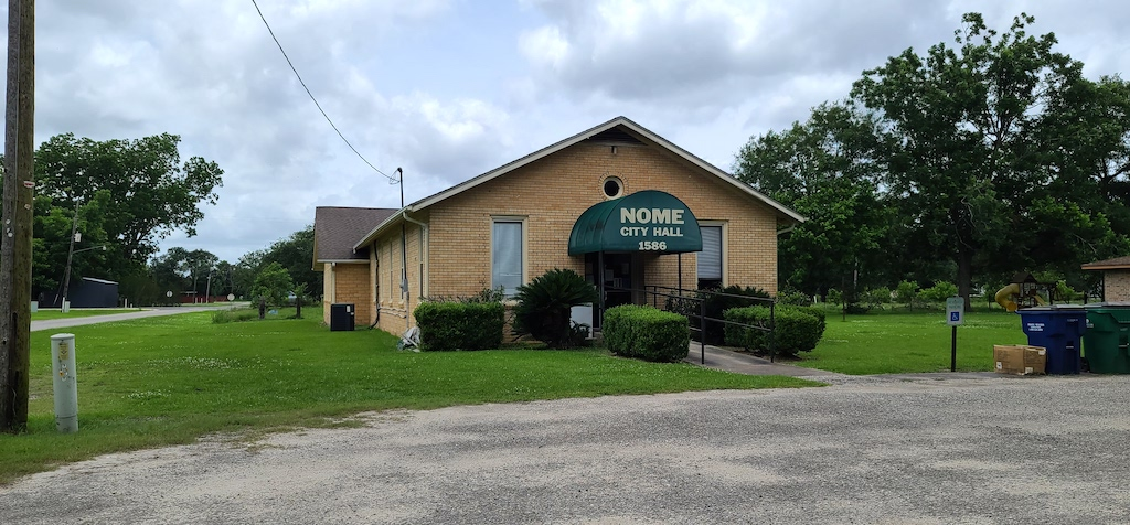 Nome City Hall - Nome, Texas