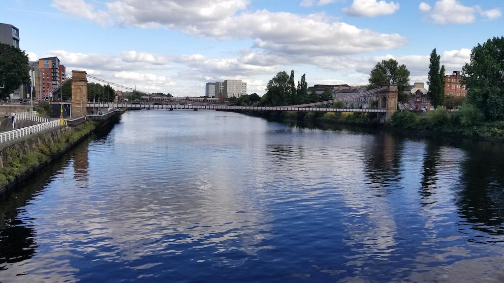 Glasgow, Scotland - Glasgow Bridge