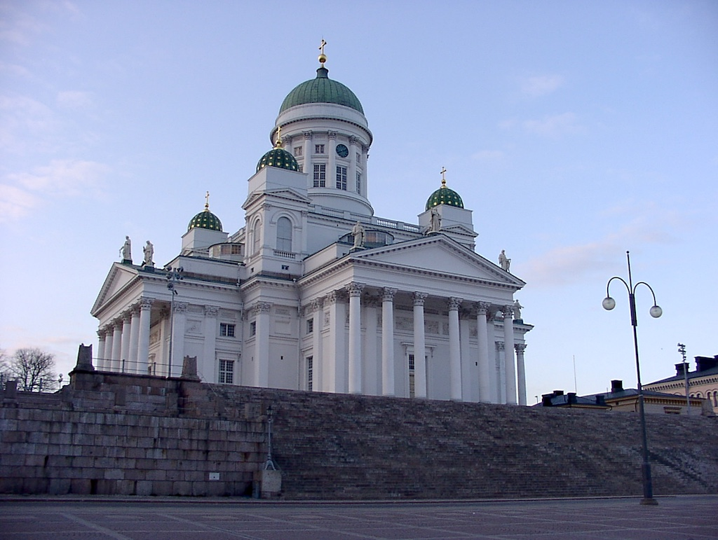 Helsinki, Finland - Helsinki Cathedral Mkyrka