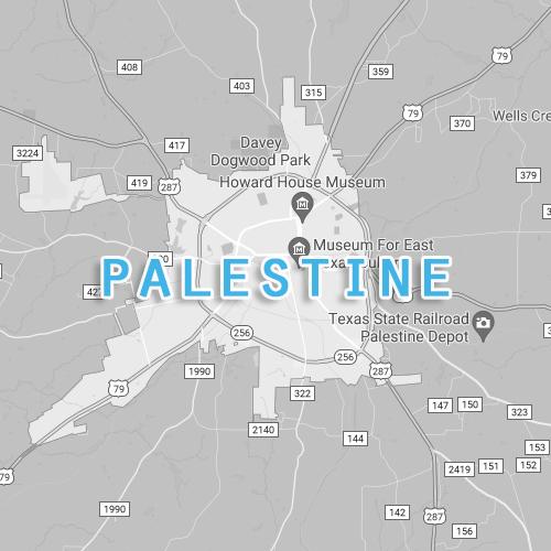 Palestine, Texas