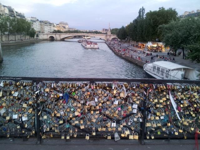 Paris, France Pont