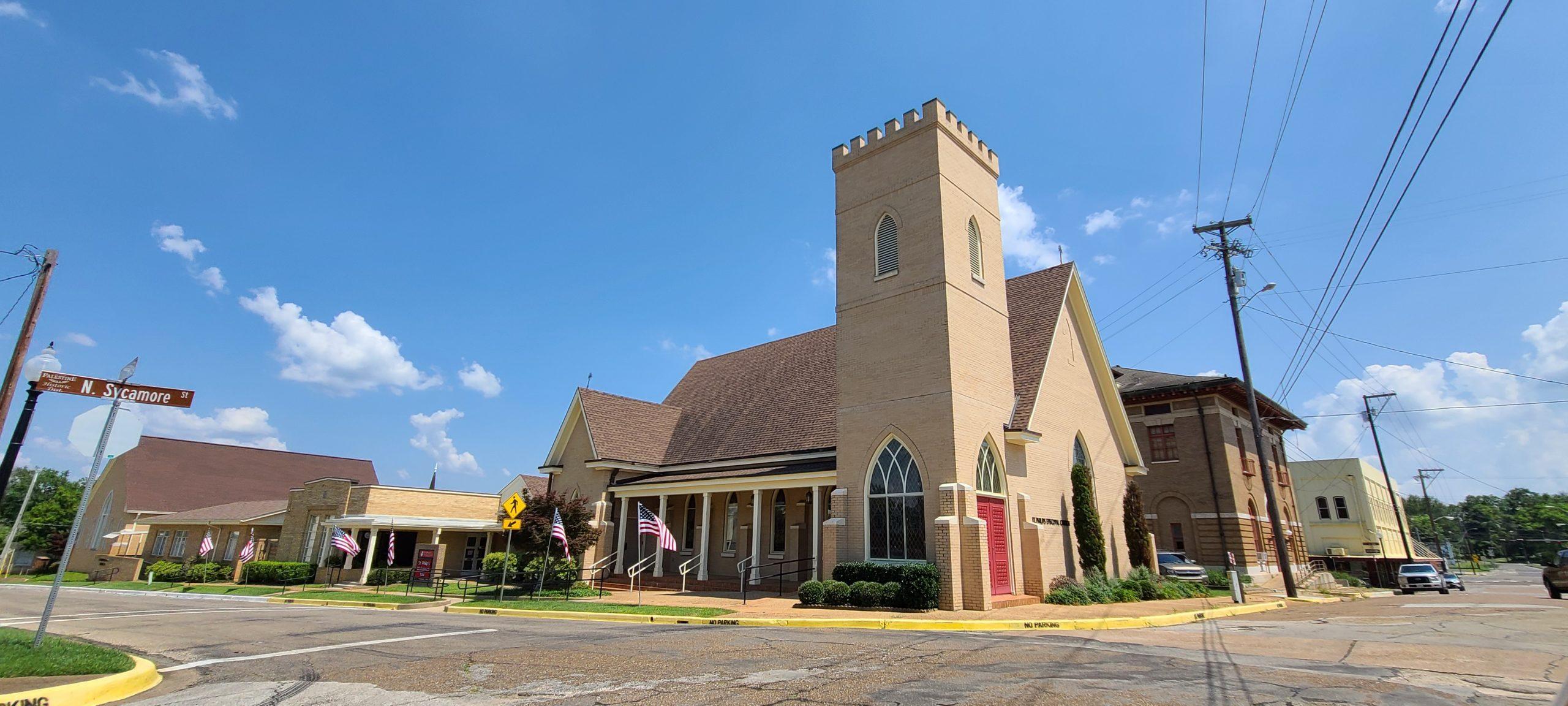 Episcopal Church, Palestine Texas