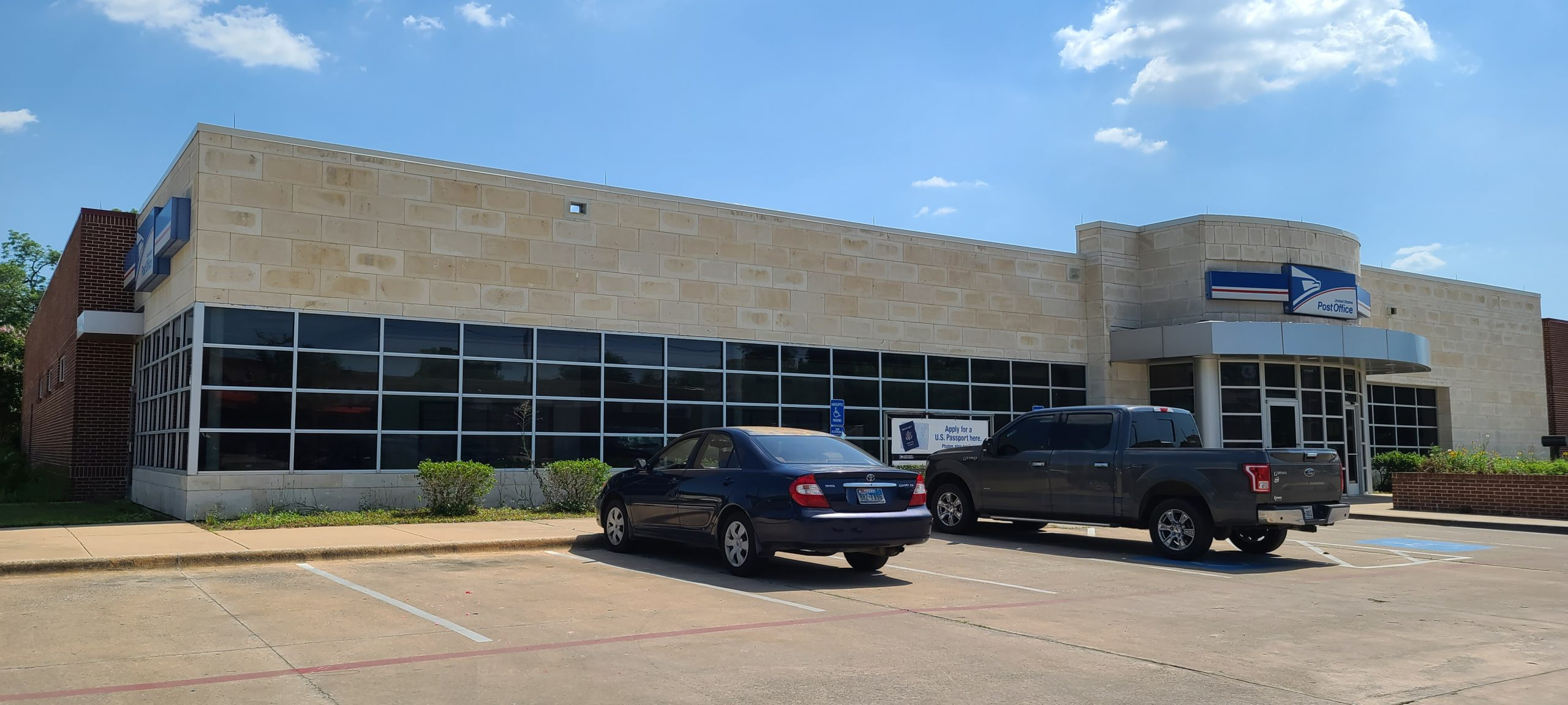Paris, Texas Post Office