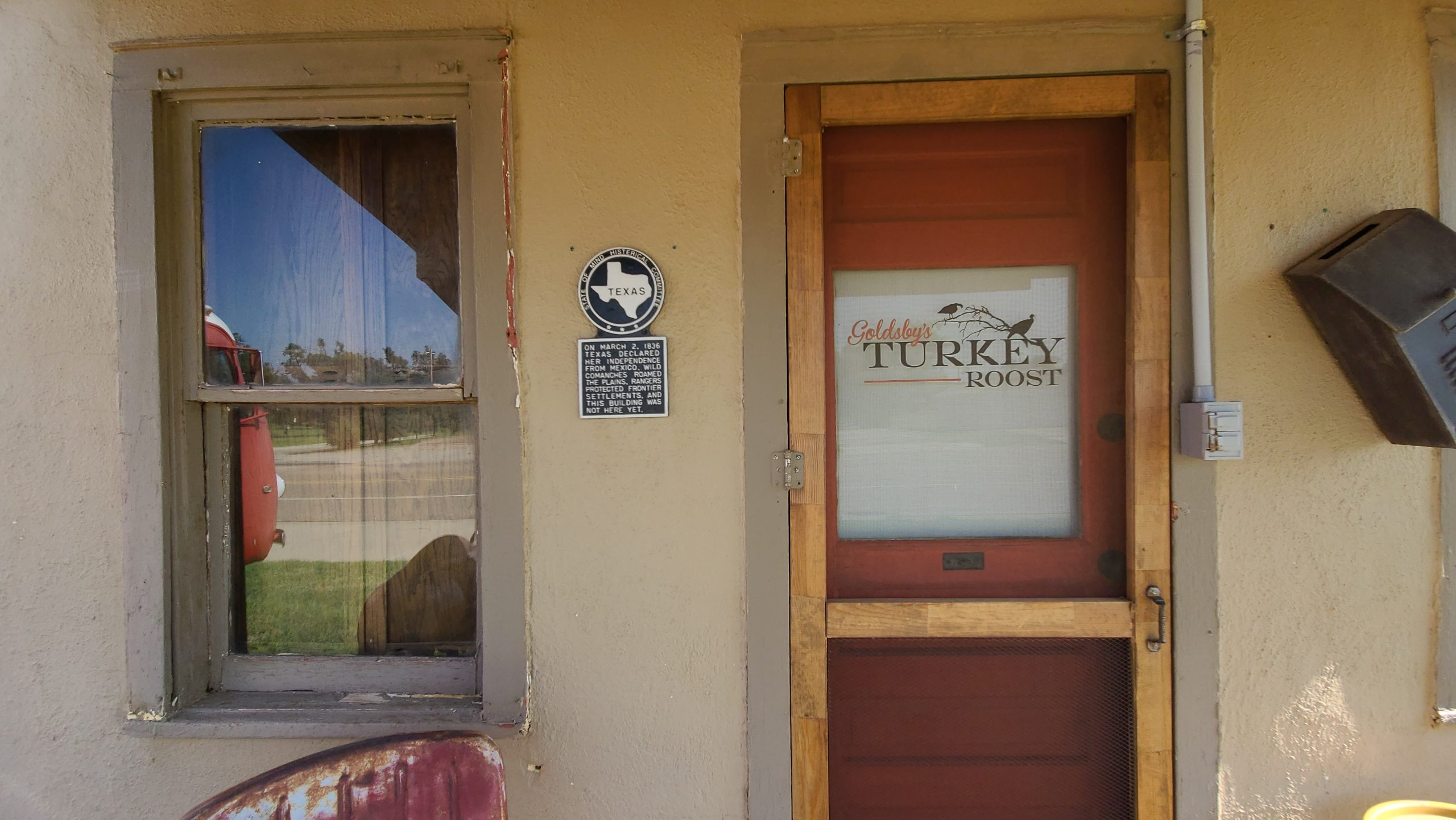 The Turkey Roost in Turkey, Texas